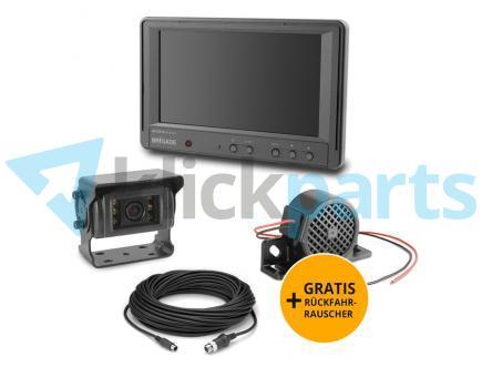 Brigade Komplettsatz Kamera Monitor System Elite BE-870L-000