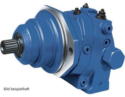 klickparts Hydraulikmotor passend für Komatsu Hanomag PW160 Vergleichsnummer 20G6031102XC
