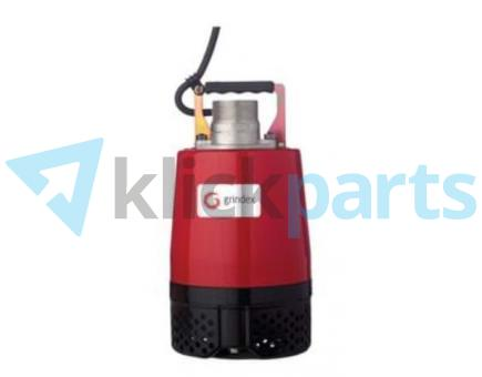 Grindex Schmutzwasserpumpe Primo D4 (Pumpleistung 4,2 l/s )