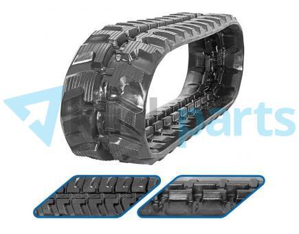Gummikette Premium mit AVT® System 230x96x35