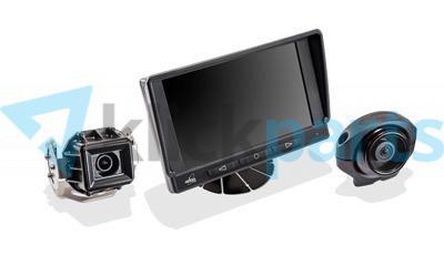 MEKRA Rückfahrkamera Grundset für Mobil- und Kettenbagger