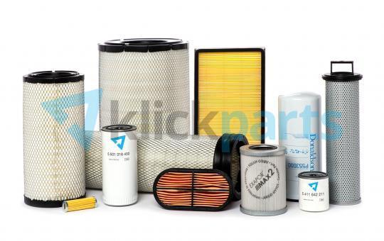 klickparts Filtersatz für Volvo L90F
