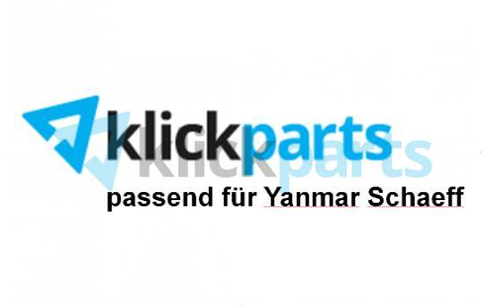 Yanmar Schaeff rubber support