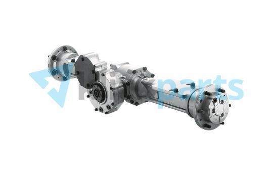 ZF Achse MT-L 3015 II Originalteil ZF Ersatzteilnummer 4472.004.305