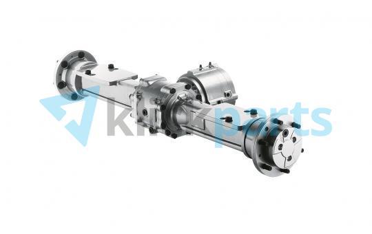 Achse ZF MT-L 3015 II