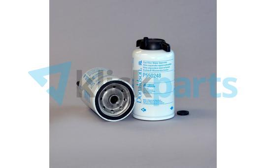 Kraftstofffilter, Wasserabscheider, Twist&Drain-Anschraubmodell